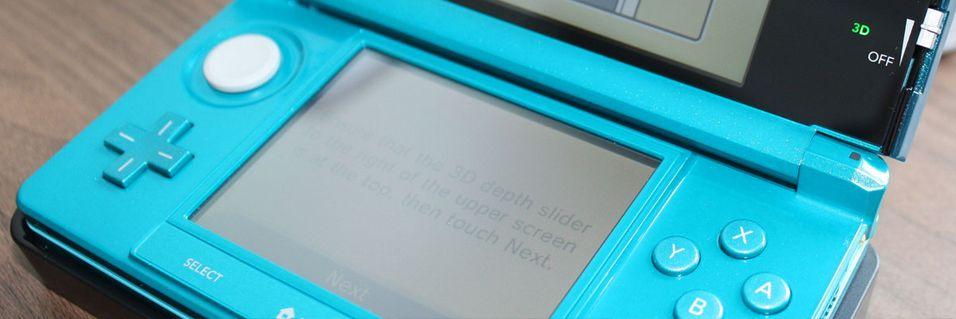 TEST: Nintendo 3DS - Et utmerket leketøy