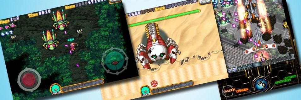 TEST: Tre iPhone-spill du må prøve