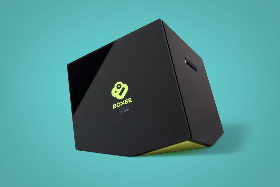 Boxee Box får viktig oppdatering