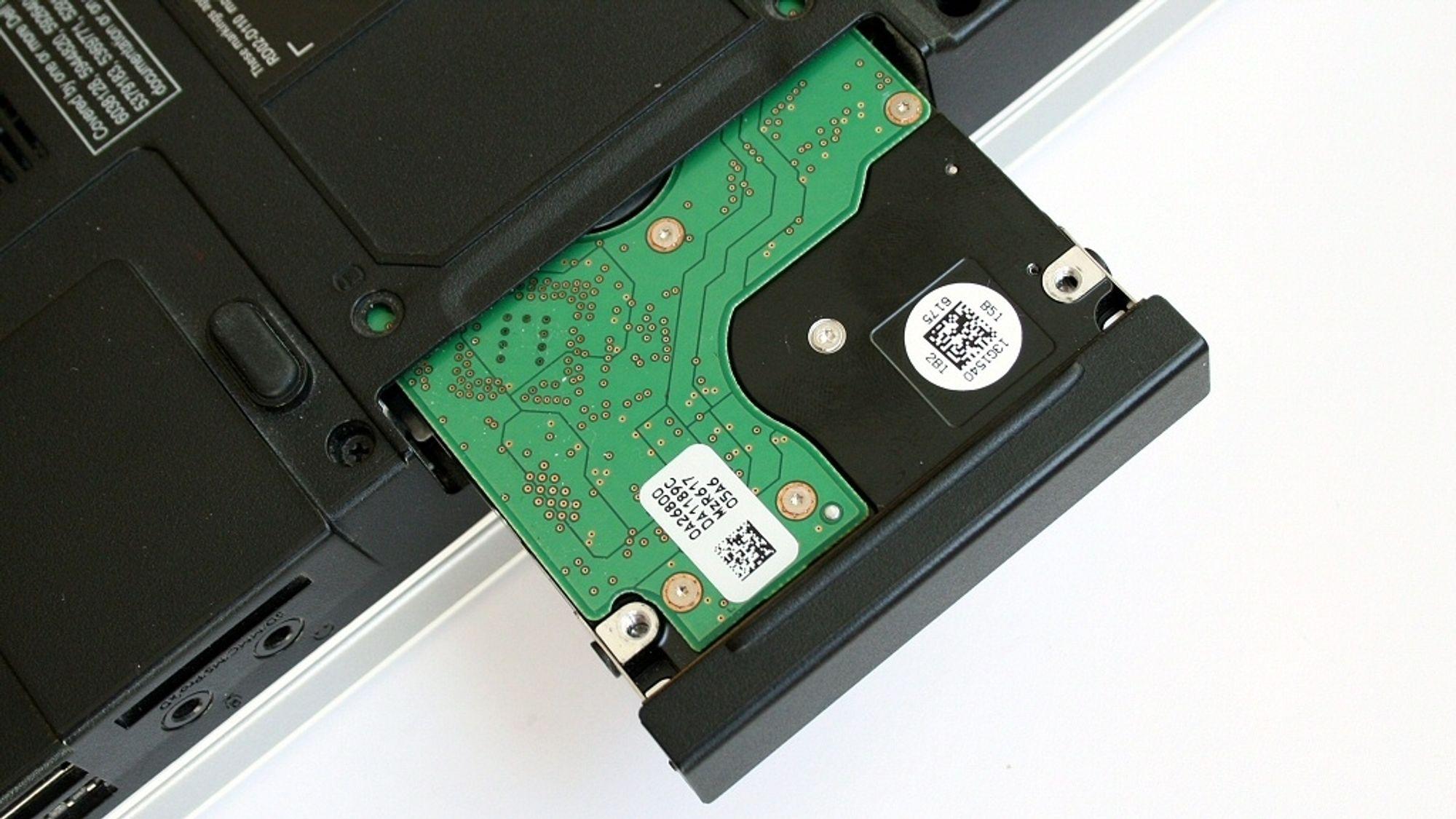 453446ec Ulempen er at du må ha en en ledig PCIe-kontakt i datamaskinen din, og at  du naturligvis ikke kan stappe den i en bærbar maskin.