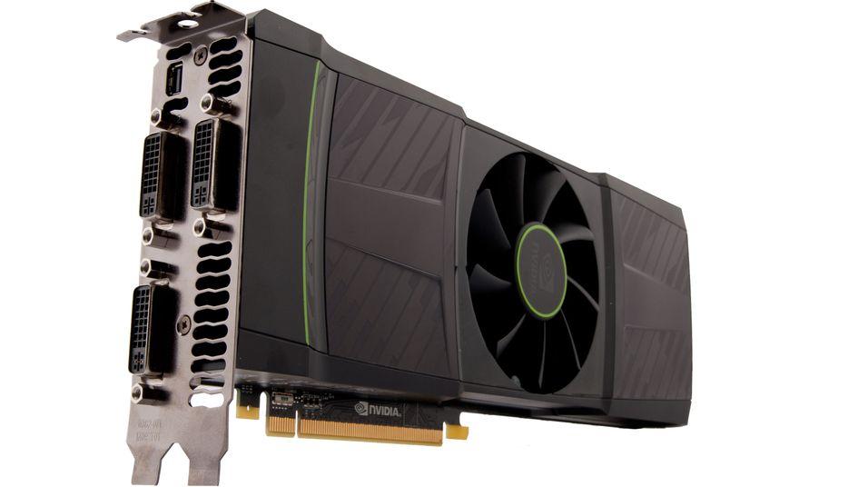 TEST: Nvidia GeForce GTX 590