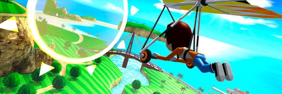 TEST: Pilotwings Resort - Lær å fly i 3D