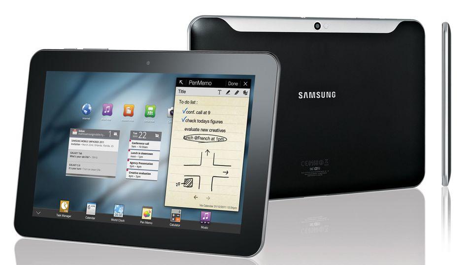 Galaxy Tab 8.9 vil bli enklere å ta med seg, men har ellers de samme spesifikasjonene som storebror i serien.