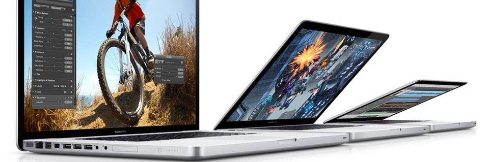 Driverfeil i MacBook Pro