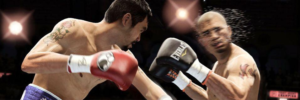 TEST: Fight Night Champion - Håpløst forsøk på drama