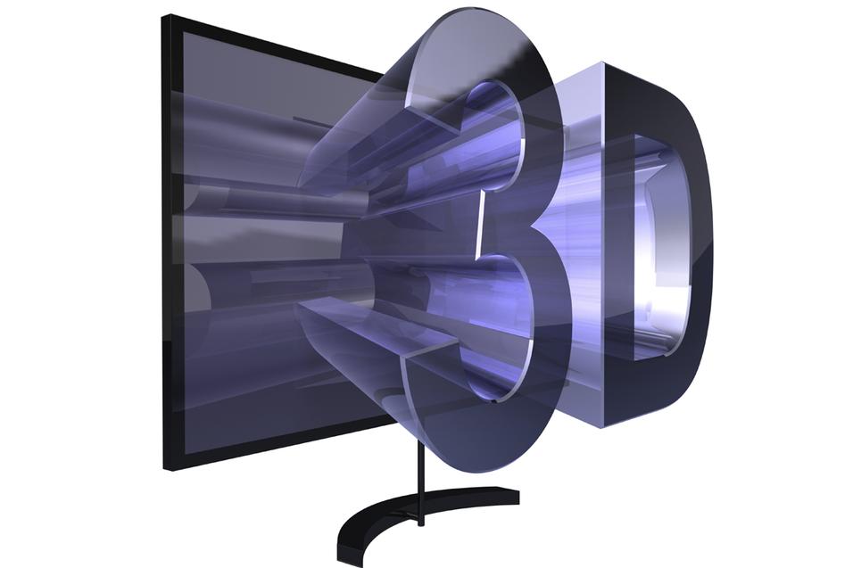 Gjør enhver HDTV om til 3DTV