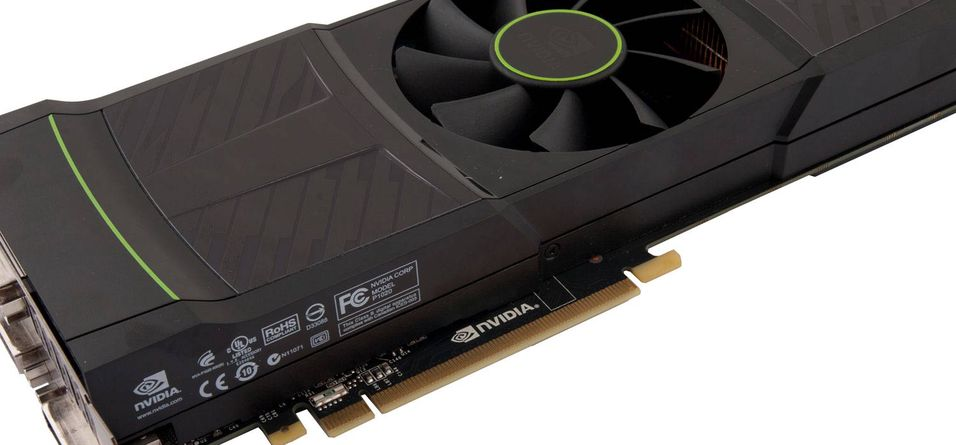 GeForce GTX 590 er her