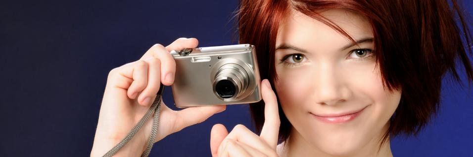 Bytt inn ditt gamle digitalkamera