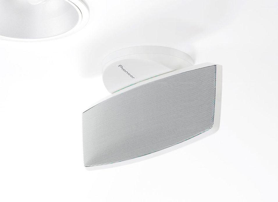 Ultratynne høyttalere fra Pioneer
