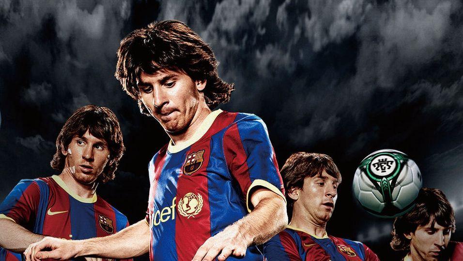 TEST: Pro Evolution Soccer 2011 3D