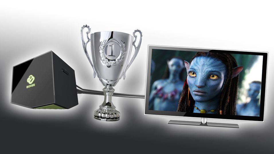 Årets ti mest populære mediespillere
