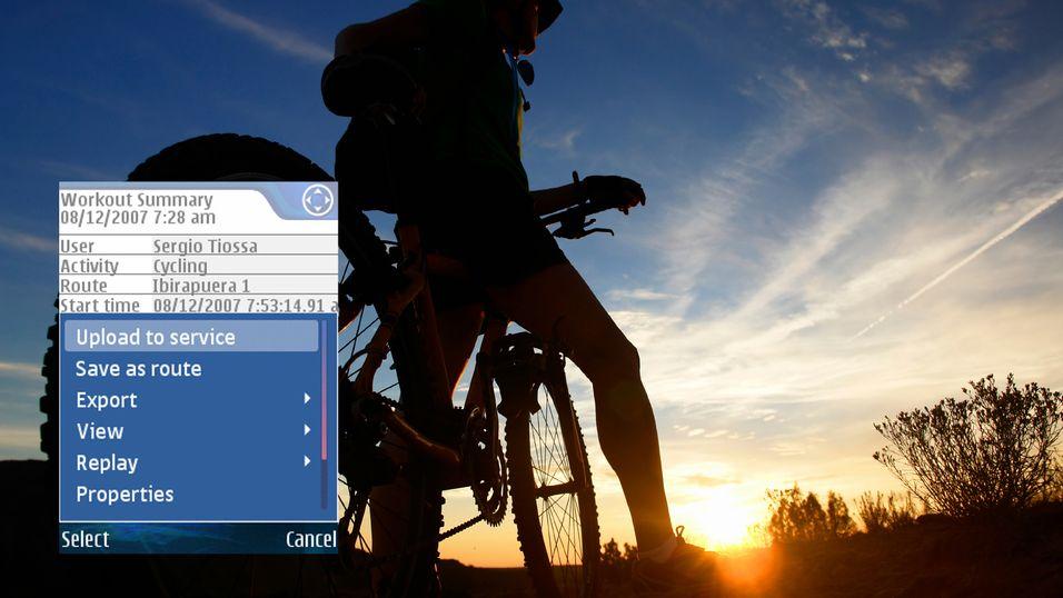 Sports Tracker snart til iPhone