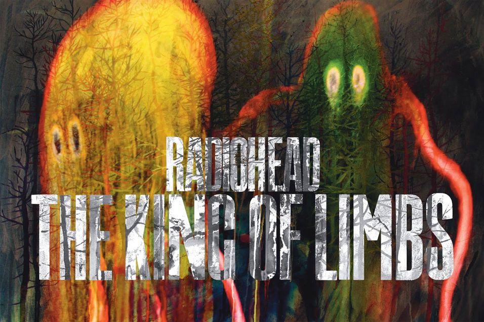 Radiohead i rå lydkvalitet