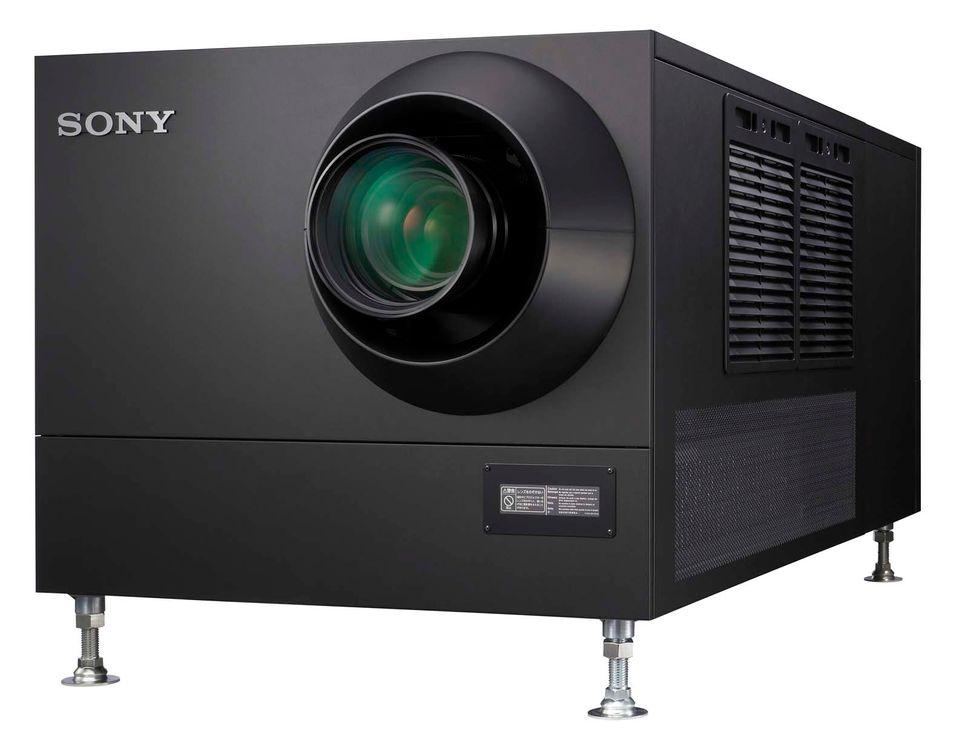 Sony klar med 4K-projisering