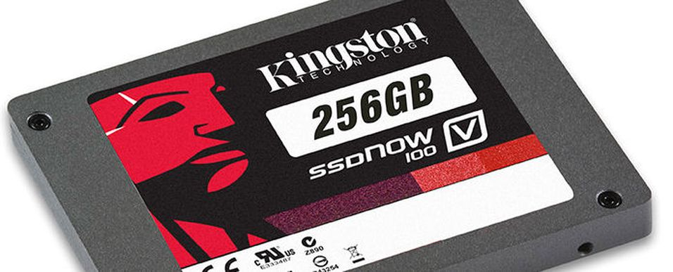 Kritisk feil i Kingston SSDNow V100