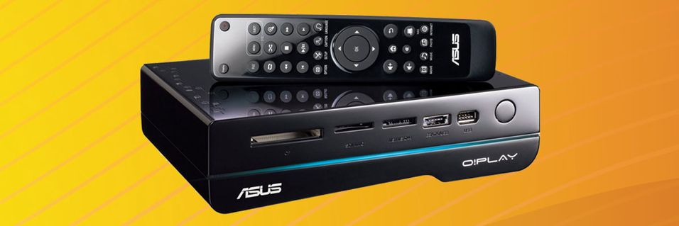 TEST: Asus O!Play HD2