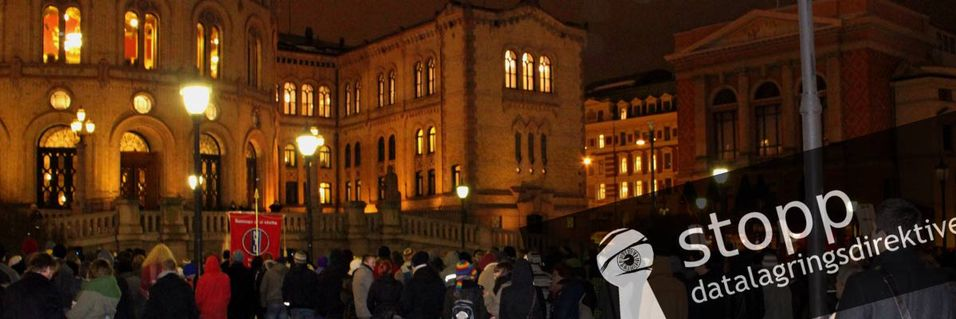Demonstrasjonen i januar