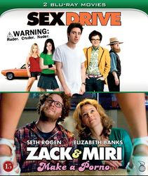 Sex Drive / Zack & Miri Make a Porno