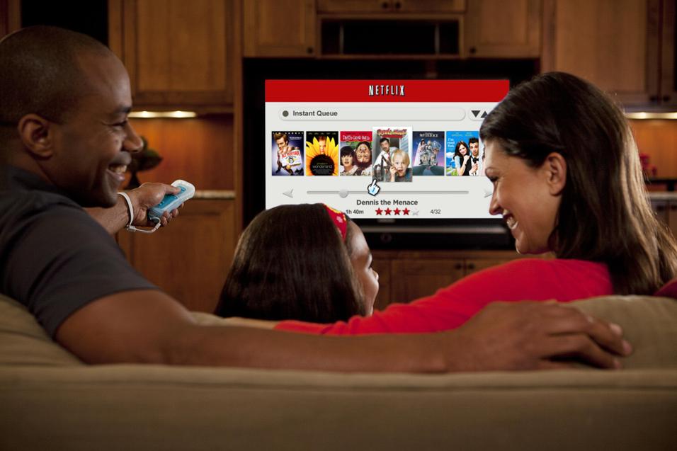 Netflix kommer til Norge i løpet av 2012.