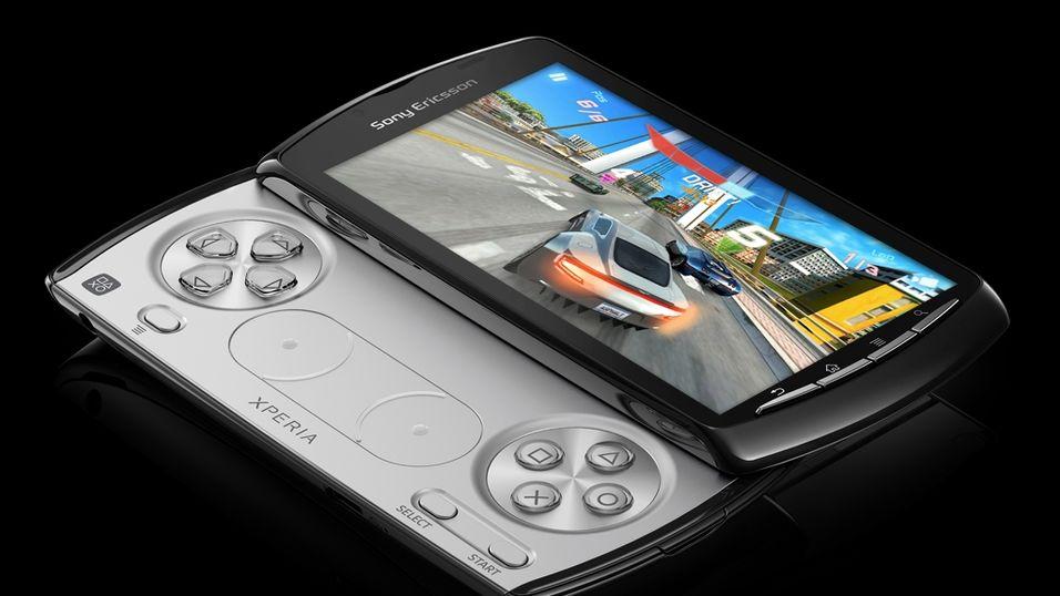 TEST: Sony Ericsson Xperia Play