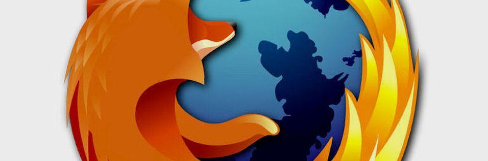 Utvidelser kan dra ned Firefox