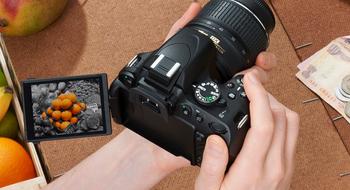 Nikon lanserer D5100