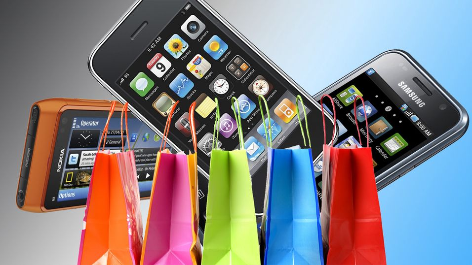 Disse 10 mobilene solgte best i mars