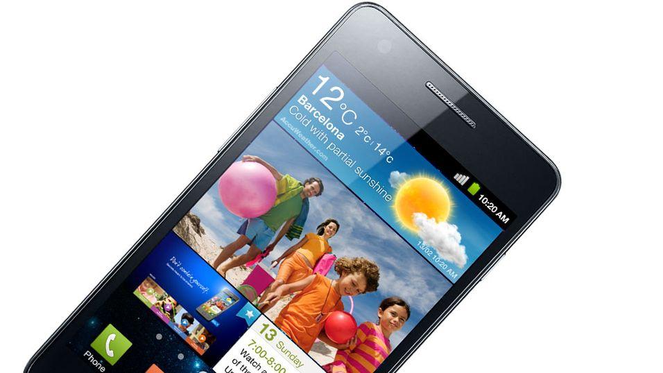3 mill. har forhåndsbestilt Galaxy S II