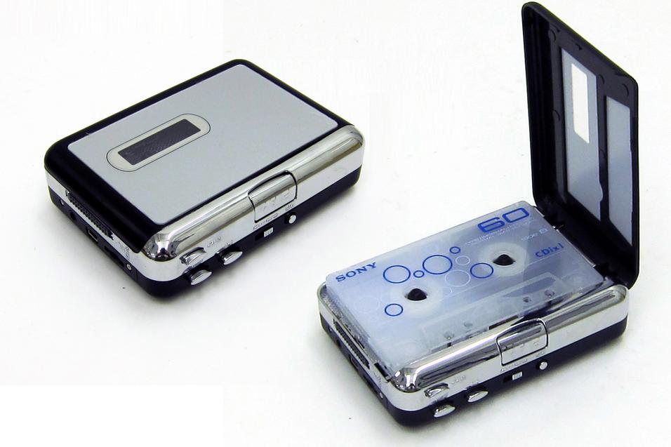 Fra kassett til MP3