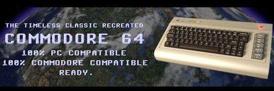 Commodore 64 ble relansert i 2011.