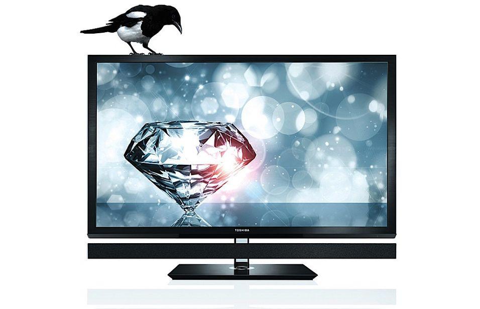 Lanserer nye super-TV-er