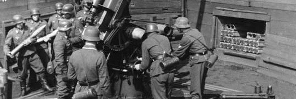 Viser 3D-film fra krigen