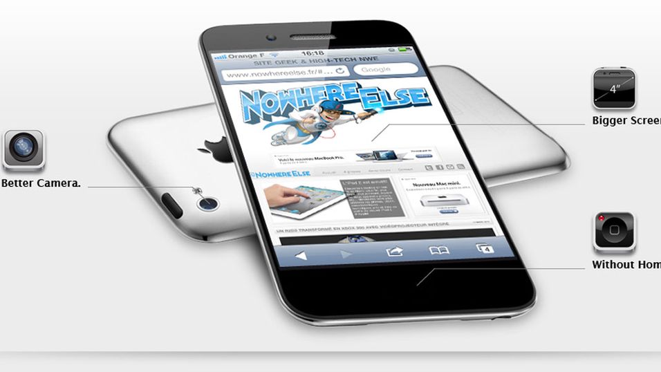 – Apple skrotet iPhone 5