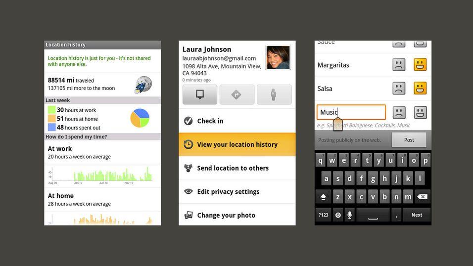 Android-kart får flere funksjoner