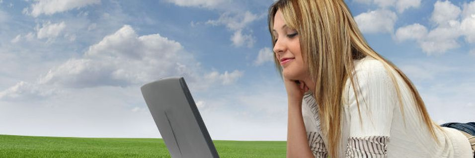 Tilbyr ubegrenset lagring på nett