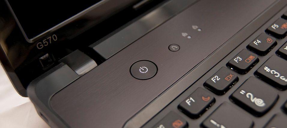 TEST: Lenovo G570