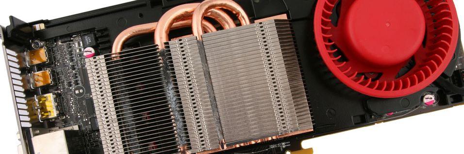 – Radeon HD 6790 kan ikke låses opp
