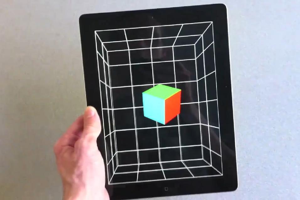 Alternativ 3D med hodesporing