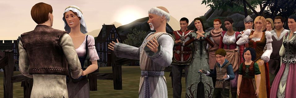 TEST: The Sims: Medieval (PC)