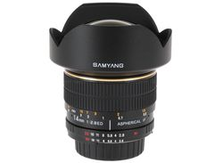 Samyang 14mm F2.8 for Canon