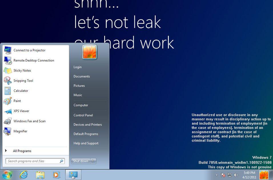 – Dette er Windows 8