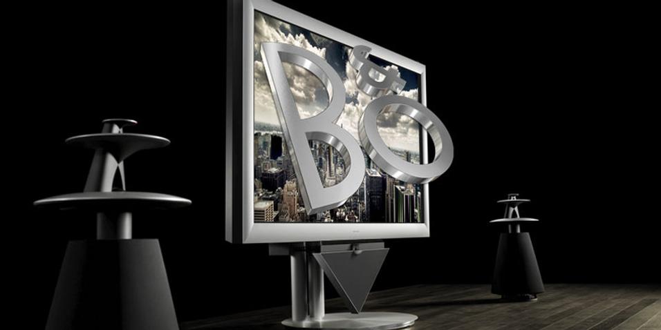 Bang & Olufsen slipper eksklusiv mega-3D-TV