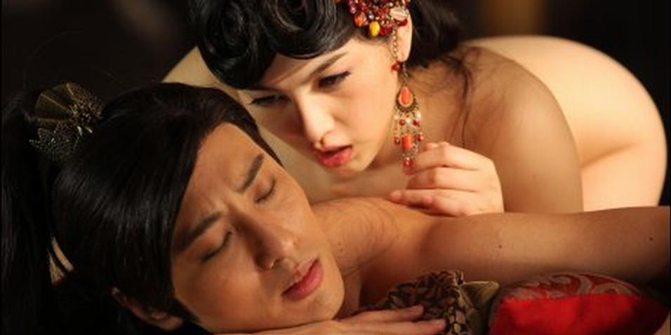 3D-erotikk fra Kina utkonkurrerer Hollywood