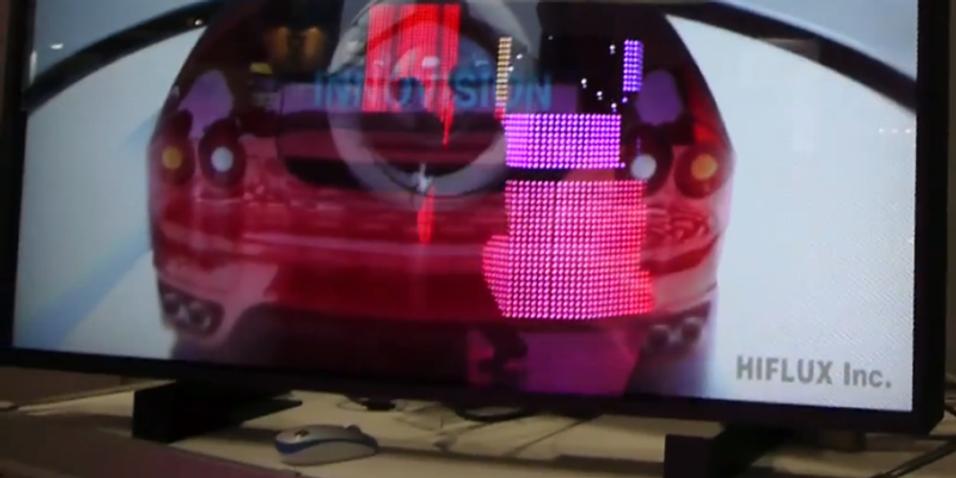Svær brillefri 3D-TV og 2D/3D-i-ett