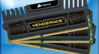 Test: Corsair Vengeance DDR3-1600 3x4GB CL9