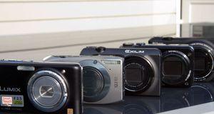Test: Stor test av lommekameraer