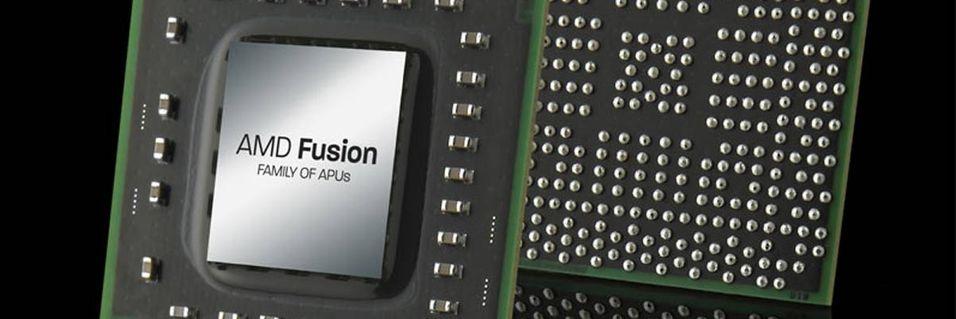 Nytt prosessorslipp fra AMD