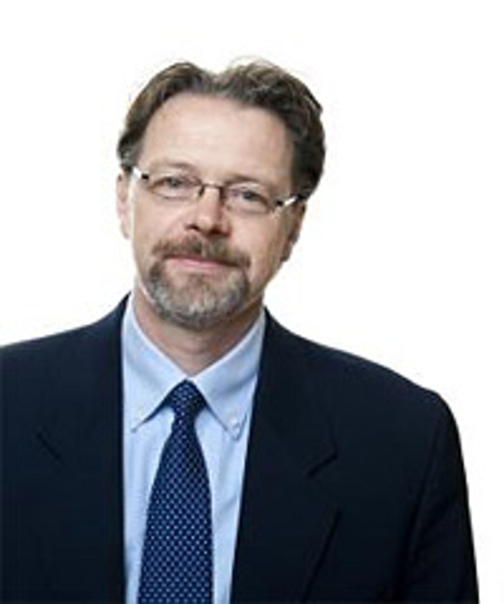 Atle Årnes, senioringeniør i Datatilsynet