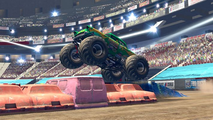 Monster Jam: Path of Destruction