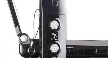 Asus byr på bedre lyd til din bærbare PC